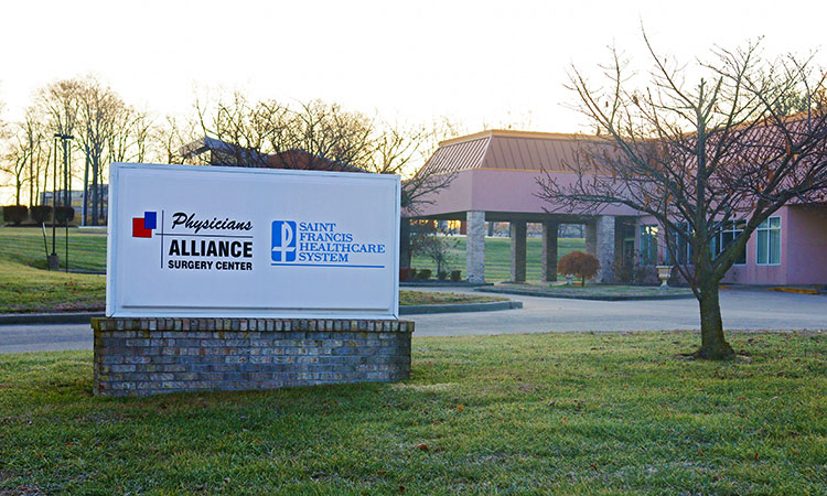 Physicians Alliance Surgery Center exterior